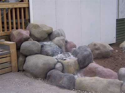 Artificial Rocks By Williams Landscapes